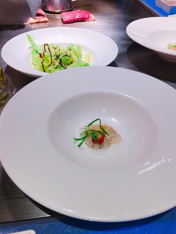 綜合海鮮沙拉