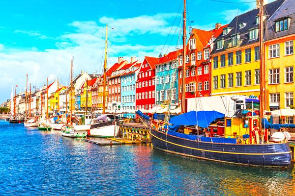 丹麥-哥本哈根shutterstock_264028625