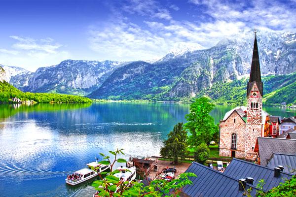 奧地利shutterstock_139406084