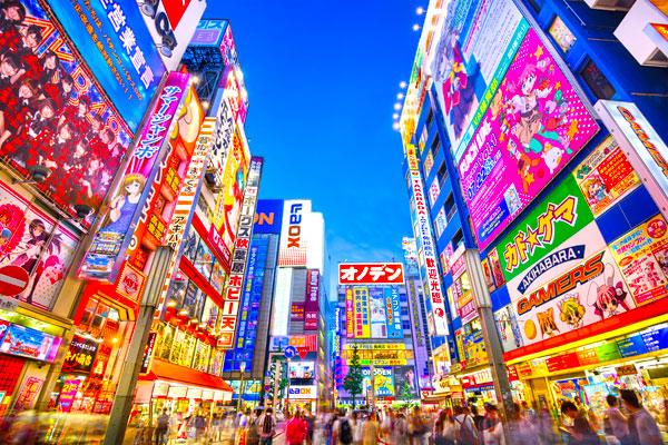 東京-仅限编辑用途shutterstock_302738093