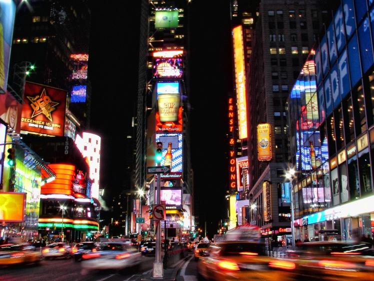 NYC Newyear Countdown