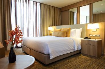 曼谷天空風景酒店3