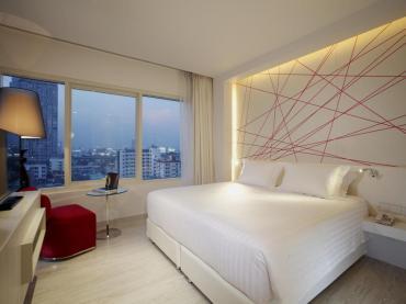 曼谷盛泰樂水門酒店2
