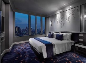 曼谷素坤逸中心55超豪華酒店