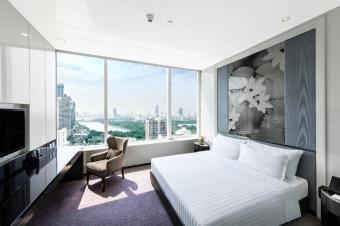 曼谷素坤逸航站 21 中心酒店2