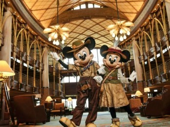 香港迪士尼探索家渡假酒店2