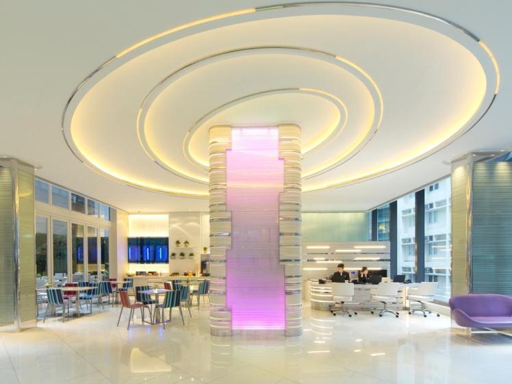 香港富薈上環酒店2