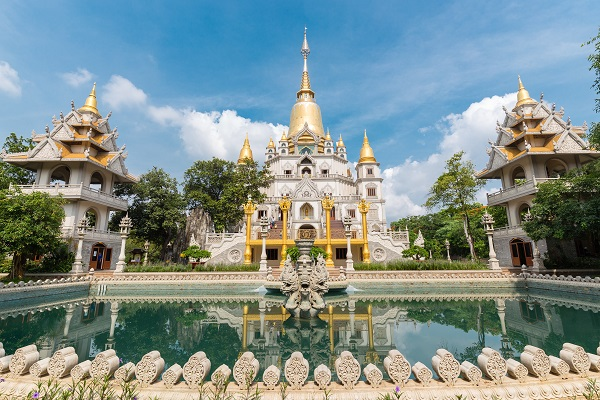 3-Ho Chi Minh City of Vietnam